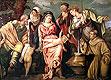 Sacra Conversazione Molin | Jacopo Robusti Tintoretto