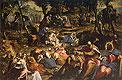 The Israelites in the Desert | Jacopo Robusti Tintoretto