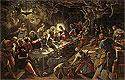 The Last Supper | Jacopo Robusti Tintoretto