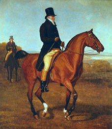 Lord Heathfield on Horseback | Jacques-Laurent Agasse | outdated
