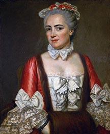 Marie-Francoise Buron | Jacques-Louis David | Painting Reproduction