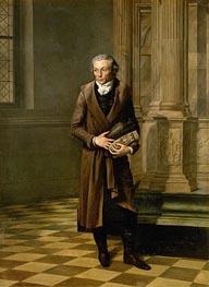 Alexandre Lenoir, undated by Jacques-Louis David | Painting Reproduction