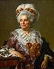 Genevieve Jacqueline Pecoul (the Painter's Mother-in-Law) | Jacques-Louis David