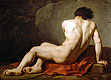Patroclus (Academic Figure of a Man) | Jacques-Louis David
