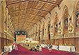 St George's Hall, Windsor Castle   James Baker Pyne