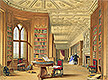 The Library, Windsor Castle | James Baker Pyne