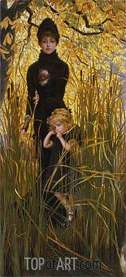 Joseph Tissot | Orphan, c.1879