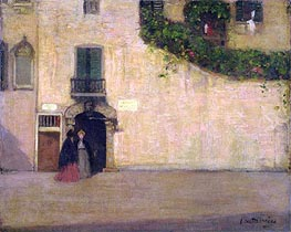 Campo San Giovanni Nuovo, Venice | James Wilson Morrice | outdated