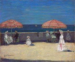 Dieppe, c.1906 von James Wilson Morrice | Gemälde-Reproduktion