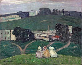 Landscape, Tangiers | James Wilson Morrice | Painting Reproduction