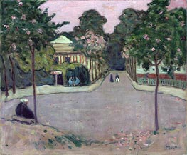 A Street in the Suburbs of Havana | James Wilson Morrice | Painting Reproduction