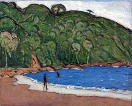 Landscape, Trinidad, 1921 von James Wilson Morrice | Gemälde-Reproduktion