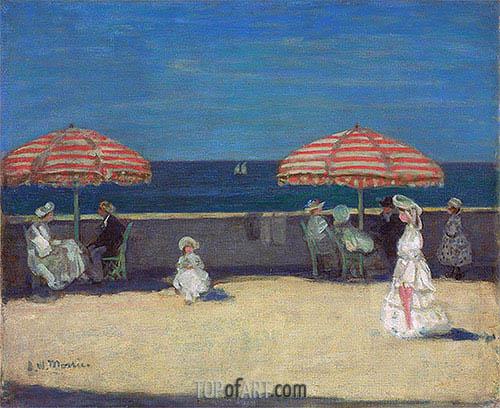 James Wilson Morrice | Dieppe, c.1906