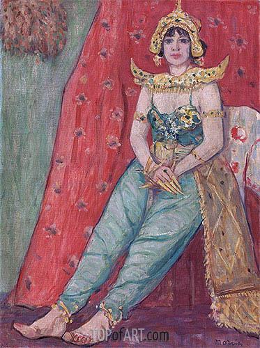 James Wilson Morrice | Olympia, c.1912