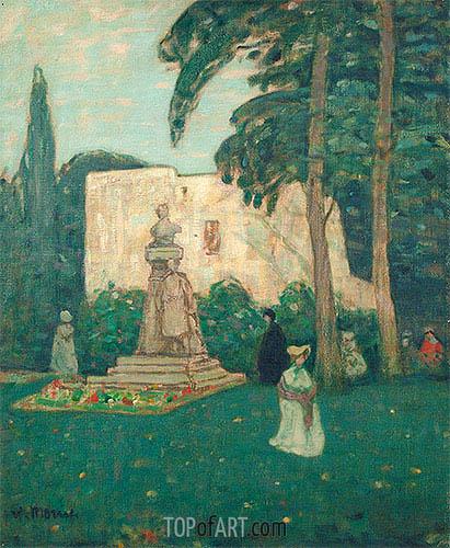 James Wilson Morrice | Avignon, The Garden, undated