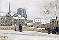 Notre-Dame, Paris | James Wilson Morrice