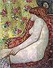 Woman with a Fan | James Wilson Morrice