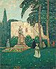 Avignon, The Garden | James Wilson Morrice