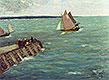 Sailing Boats | James Wilson Morrice