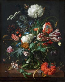Vase of Flowers | de Heem | veraltet