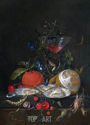 Still Life, c.1664/65 | de Heem | Painting Reproduction