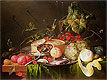 Still Life of Fruit | Jan Davidsz de Heem