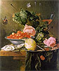 Still Life with Fruit | Jan Davidsz de Heem