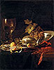 Breakfast Still Life | Jan Davidsz de Heem