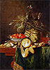 Still Life with Peeled Lemon | Jan Davidsz de Heem