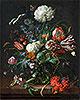 Vase of Flowers | Jan Davidsz de Heem