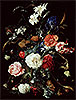 A Vase of Flowers | Jan Davidsz de Heem