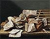 Still Life with Books | Jan Davidsz de Heem