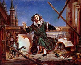 Nicolaus Copernicus the Astronomer, Undated by Jan Matejko | Painting Reproduction