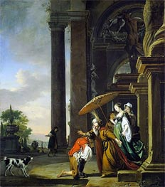 The Return of the Prodigal Son | Jan Weenix | outdated