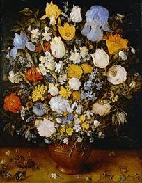 Small Bouquet of Flowers, c.1607 von Jan Bruegel the Elder | Gemälde-Reproduktion