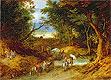 Travellers in a Forest Landscape | Jan Bruegel the Elder
