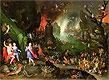 Orpheus in the Underworld | Jan Bruegel the Elder
