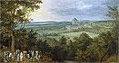 The Archdukes Hunting | Jan Bruegel the Elder
