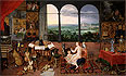 Hearing | Jan Bruegel the Elder