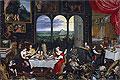 Taste, Hearing and Touch | Jan Bruegel the Elder
