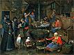 The Distinguished Visitor | Jan Bruegel the Elder