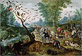 Noah's Ark | Jan Bruegel the Elder