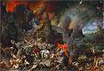 Aeneas and the Sibyl in Hades | Jan Bruegel the Elder