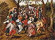 A Country Wedding | Jan Bruegel the Elder
