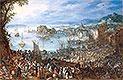 Large Fish Market | Jan Bruegel the Elder