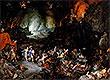 Aeneas and the Sibyl in the Underworld | Jan Bruegel the Elder