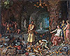 The Prophecy of Isaiah | Jan Bruegel the Elder