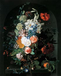 Bouquet of Flowers | Jan van Huysum | outdated