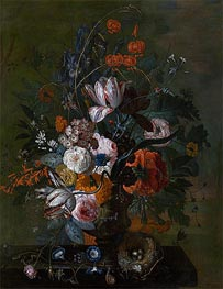 Bouquet of Flowers | Jan van Huysum | veraltet