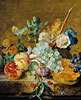 Flowers and Fruit | Jan van Huysum